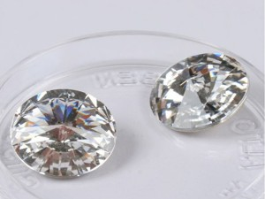 Kristali SWAROVSKI rivoli 14mm crystal