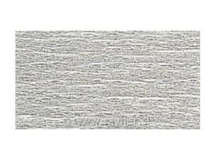 Krep papir 2.5m x 50cm, 160g, srebrn