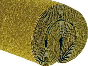 Krep papir FOLIA 50 x 250cm zlat 820-9125