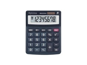 Kalkulator optima sw-2210A-8