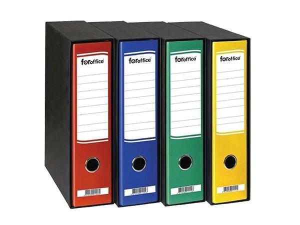 Registrator FORNAX v škatli A4 prestige širok